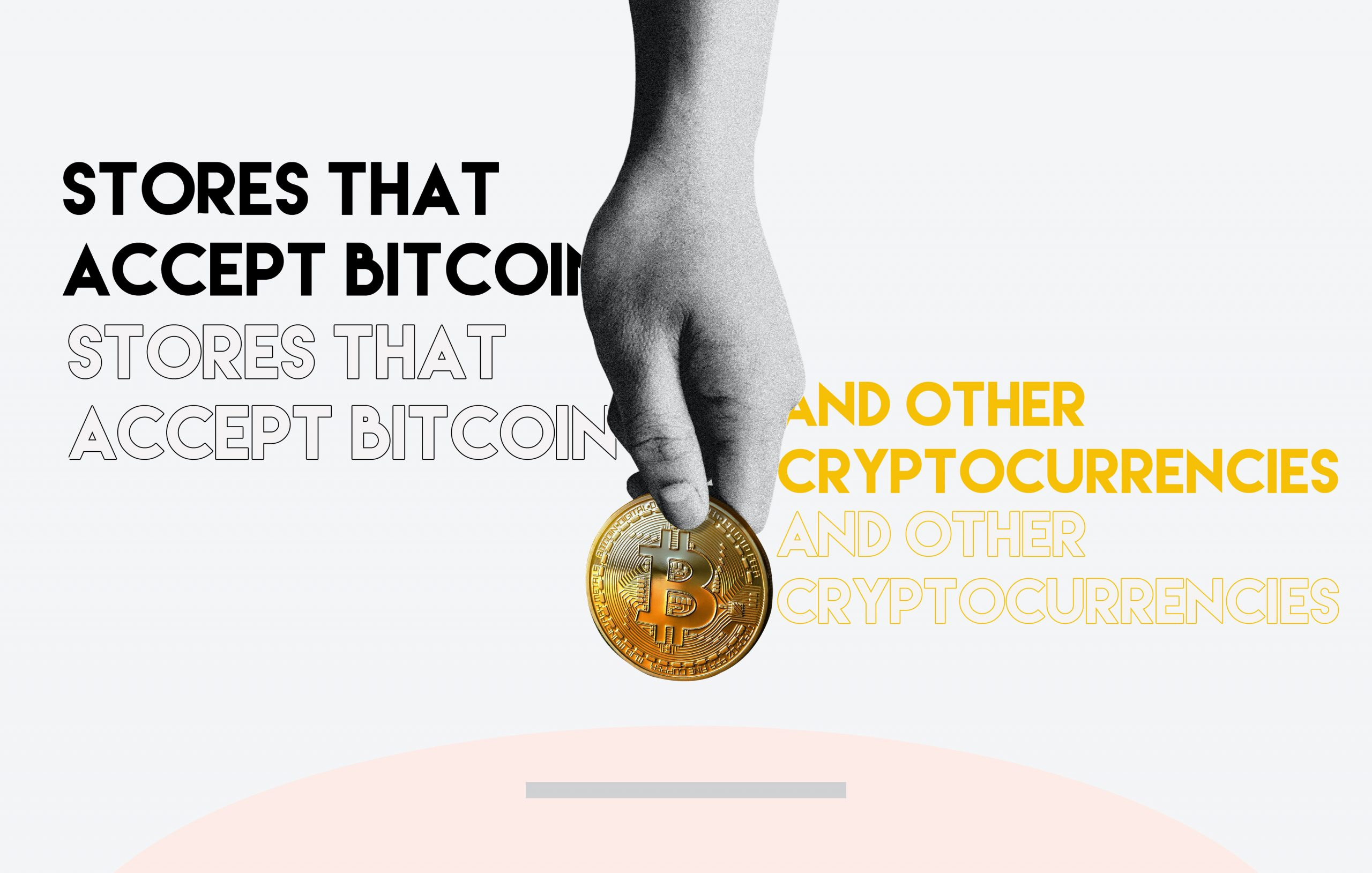 store that accept bitcoin and other crypto